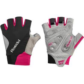 Roeckl Ivory Gloves black/berry